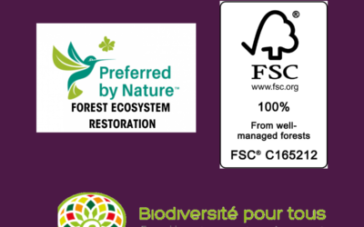 Presse : Trois Certifications pour          Trees-Everywhere